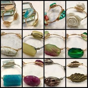 Jewelry - *HANDMADE* Wire Bracelets (Various)